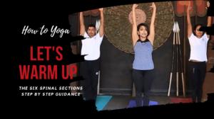 Fat loss, strength, flexibility & health with Yoga
